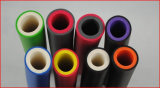 Tubulação plástica de borracha do PVC, tubulação de borracha da isolação da espuma