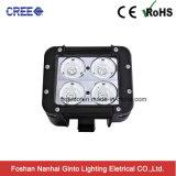 Barre tous terrains élevée d'éclairage LED du lumen 40W 4.5inch (GT3302-40W)