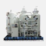 Nitrogênio da indústria química que faz a máquina