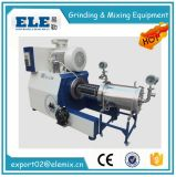 Máquina horizontal del molino del laboratorio para la tinta de impresión, de cerámica electrónico