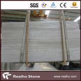 壁または床のための白いビャクダンの大理石の平板