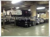 Elevatore idraulico di parcheggio della pila delle 2 automobili