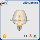 MTX E27-3W-ST64-LED-Edison-Fireworks-Light-Bulb-Screw-Filament-Stary-Decore-Lampe
