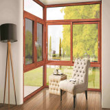 Fabrik-direkter Preis-Großverkauf-Aluminiumschiebendes Fenster-Eckverbindungs-Glasentwurf
