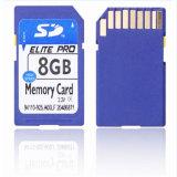 Cartão de alta velocidade do SD da câmara digital do OEM 8GB 16GB 32GB