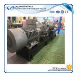 Hohe Kapazität PP/PE + CaCO3-Plastikeinfüllstutzen Masterbatch Körnchen, das Maschine herstellt