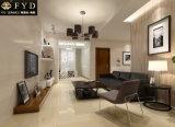Ivory weiße Polierporzellan-Fußboden-Wand-Fliese (FS6000)