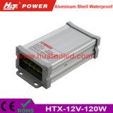 12V-120W 일정한 전압 알루미늄 쉘 방수 LED 전력 공급