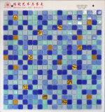 Mosaico Italia hecha por China