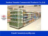 Neues Art-Supermarkt-Regal