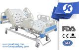 Elektrisches fünf Funktions-medizinisches Krankenpflege-Bett
