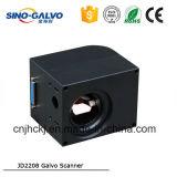 Apertura ad alta velocità del fascio della testa 14mm dello scanner di Galvo Jd2208 per YAG e marcatura ed incisione del CO2