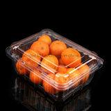 APET освобождают прозрачную пластичную коробку упаковки для томата & померанцев вишни