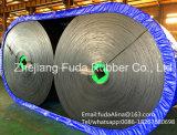 Norm-Riss-beständige Nylonkohlengrube, die Gummibandförderer-Riemen übermittelt