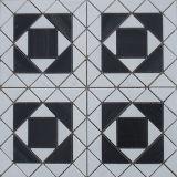 Mosaico di pietra di marmo per il disegno della stanza da bagno/delle mattonelle/pavimento della parete