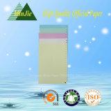 De Eigenschap van de anti-krul en het chemisch-Mechanische Papier van het Karton van de Pulp Verpulverende Type Gekleurde