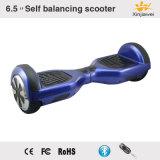 Plan de abastecimiento de la fábrica 6.5inch inteligente autobalanceo E-Scooter con Bluetooth