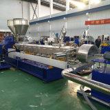 Doppelschrauben-CaCO3-Einfüllstutzen Masterbatch, das Maschine herstellt