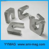 鋳造物の磁石AlNiCo5のU形