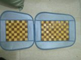 Hotsales Cheap Low Cost Grass Woven Bamboo Car Seat Cover