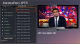 5g WiFi 10000+はIPTVチャネル人間の特徴をもつTVの受信機/TVボックスを放す