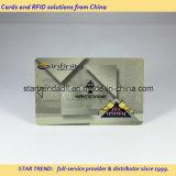 키 카드를 위한 Barcode를 가진 학생 ID 카드