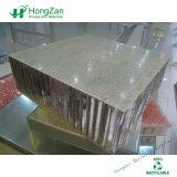 Comitati antisdrucciolevoli del favo della vetroresina con la memoria di alluminio per il pavimento