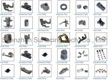 Soem klein und Präzisions-Metalllautsprecher-Befestigungsteile - Sandstrahlen-örtlich festgelegter Stahlkegel für Lautsprecher