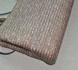 Sacchetto naturale amichevole della maniglia della paglia di Eco, sacchetto di acquisto della paglia