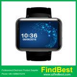 """2.2 """" reloj elegante androide Dm98 del GPS de la pantalla táctil 900mAh del reloj elegante grande grande de la batería Bt4.0 3G WiFi"""