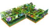 2016 neues Spielplatz-Kind-Plättchen-Geräten-Schwingen-Innenspielplatz