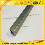 Peças de alumínio escovadas fabricante para a mobília da sala de visitas