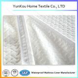 Bambusfaser-strickender Jacquardwebstuhl-MatratzeEncasement mit Reißverschluss