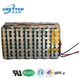 Eバイクのための深いサイクル48V 8000mAh李イオン電池