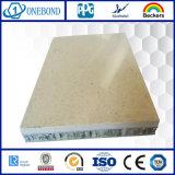 Baumaterial-Stein-Aluminiumbienenwabe-Zusammensetzung-Panel