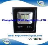Preço do competidor de Yaye 18 3 da garantia SMD5730 20W do diodo emissor de luz Floodlight/SMD 20W do diodo emissor de luz anos de luz de inundação com USD12.5/PC