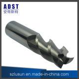 텅스텐 탄화물 CNC 기계를 위한 알루미늄 끝 선반 절단 도구