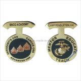 Американская монетка Repalica отворотом конструкции логоса