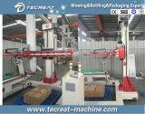 Palletizer automático para la cadena de producción embotelladoa del agua