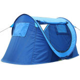 Outdoor Automatic Double Super Light Camping Park Beach Tent