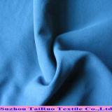 Tela impressa pele escovada poli do pêssego do Twill para a matéria têxtil Home