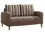 Base di sofà moderna del tessuto dei 2017 i ultimi arredamenti