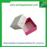 Rectángulo de regalo de papel de empaquetado de encargo del teléfono móvil