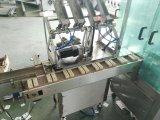 接着剤が付いている釘、機械をカートンに入れる指の爪