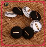 Кнопка костюма кнопки 2colors смолаы отсутствие отверстия