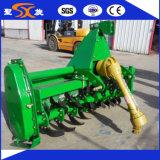 Cultivador rotativo para tractor de transmisión lateral de fábrica
