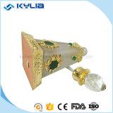 Bottiglia di profumi araba 25ml Doubai, bottiglie di profumo antiche, bottiglia di profumo del metallo (MPB-29)