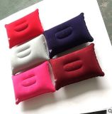 2016 신제품 도매 PVC 형식 팽창식 여행 목 베개
