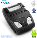 Mini Bluetooth imprimante thermique tenue dans la main sans fil mobile portative Wsp-R240 de Woosim