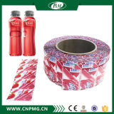 Ярлык втулки Shrink PVC верхнего качества в по-разному размере
